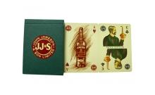 Коллекционные игральные карты JJC limited (ограниченный тираж)
