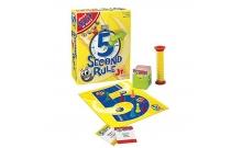 5 Second Rules Junior (Ответь за 5 секунд детская) - викторина на английском