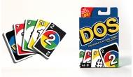 Изображение - Настольная карточная игра DOS (Двойное Уно). Mattel (FRM36)