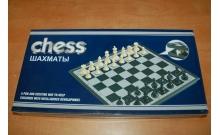 Магнитные шахматы, 38 см (пластик)