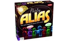 Alias Party на английском - настольная игра. Tactic (41102)