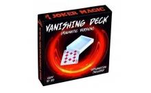 Фокусы Vanishing Deck (Исчезающая колода) Joker Magic