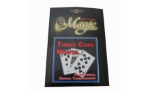 """Фокусы """"Три карты Монте"""" Royal Magic"""