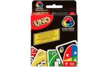 Карточная игра Уно Добавь цвета (UNO ColorADD). Mattel (GDP08)