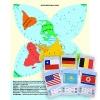 Изучаем страны «Атлас мира и игра Это факт! Страны»