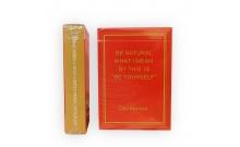 Изображение - Magic Notebook - Limited Edition Red - карты для кардистри