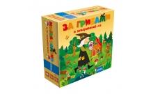 За грибами. В волшебный лес / За грибами. В чарівний ліс - Настольная игра. Granna (82166)