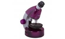 Микроскоп Levenhuk LabZZ M101 Amethyst\Аметист (69083)