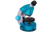 Микроскоп Levenhuk LabZZ M101 Azure\Лазурь (69302)