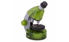 Микроскоп Levenhuk LabZZ M101 Lime\Лайм (69109)