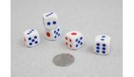 Изображение - Кости игральные кубики, 18 мм, Китай