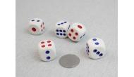 Изображение - Кости игральные кубики, 20 мм, Китай