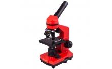 Микроскоп Levenhuk Rainbow 2L Orange\Апельсин (69064)