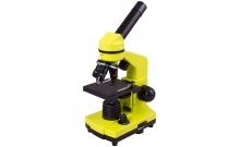 Микроскоп Levenhuk Rainbow 2L Lime\Лайм (69088)