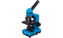 Микроскоп Levenhuk Rainbow 2L Azure\Лазурь (69087)
