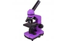 Микроскоп Levenhuk Rainbow 2L Amethyst\Аметист (69086)