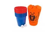 Изображение - Panda Bucketball (Пляжный баскетбол с ведерками), красно-синие ведерки