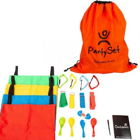 Party Set - набор игр для вечеринки. Outdoors