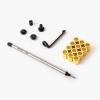 Магнитная ручка конструктор Polar Pen Gold + стилус