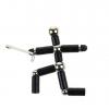 Магнитная ручка конструктор Polar Pen Black + стилус