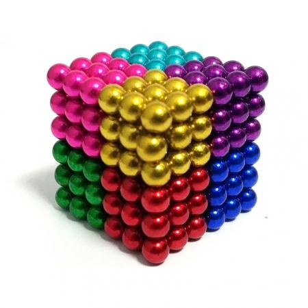 Неокуб (Neocube) 5мм Восьмицветный