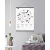 "Интерактивный постер ""Dream&Do Dream Board"" от 1DEA.me"