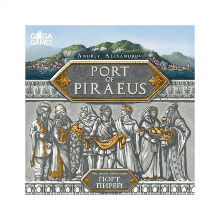 Порт Пирей / Port of Piraeus - экономическая игра. Gaga Games