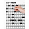 #100 BucketList Wonders от 1DEA.me (скретч-постер)