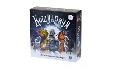 Кошмариум. Расширенное издание (Nightmarium) - Настольная игра. Магеллан (MAG117000)