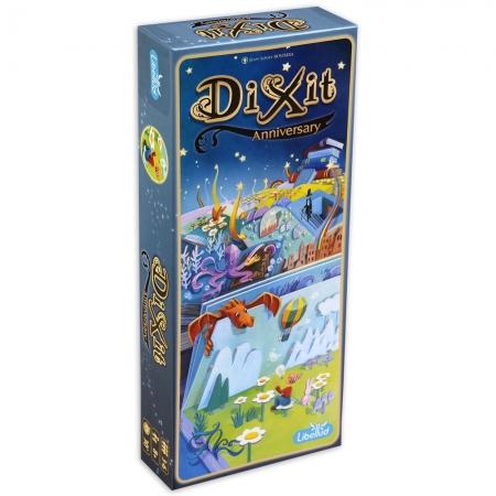 Dixit 9 Anniversary (Юбилейный) дополнение к игре Диксит. Asmodee (4257)