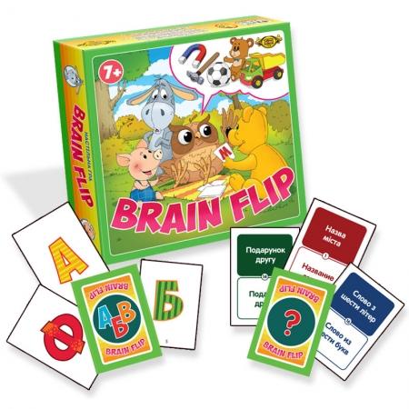 """Настольная игра Brain Flip. ПК """"Мастер"""""""