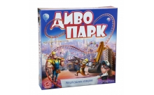 Настольная игра Чудо парк (Диво парк) Arial (4820059911449)