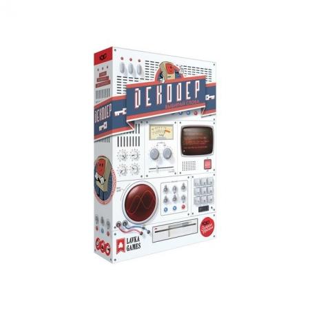 Настольная игра Декодер (Decrypto). Lavka Games