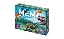 Мемо - Мир динозавров - развивающая мемо игра. Нескучные игры (8083)