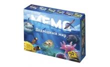 Мемо - Подводный мир - развивающая мемо игра. Нескучные игры (8032)