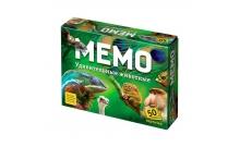 Мемо - Удивительные животные - развивающая мемо игра. Нескучные игры (7207)