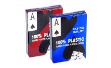 Карты пластиковые Casino Quality Jumbo Index