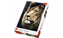 Пазлы Trefl - Портрет льва. 1500 pcs (TFL-26139)