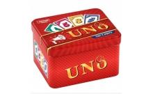 Игра Уно (Uno) в металлической коробке. Artos