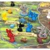 Настільна гра Рюрик: Боротьба за Київ (Rurik: Dawn of Kiev). Piecekeeper Games