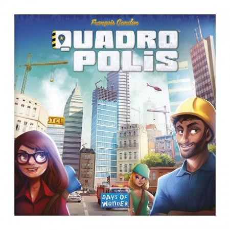 Настольная игра Quadropolis. Days of Wonder (8501)