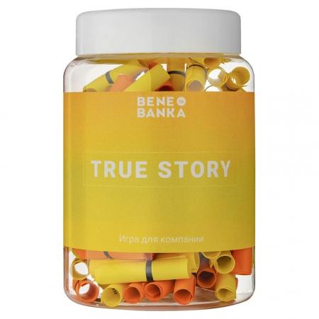 Баночка с предсказаниями Bene Banka «True Story»