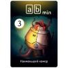 Бином (Binome) - настольная игра. Hobby World (915231)