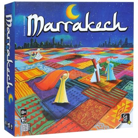 Изображение - Настольная игра Gigamic MARRAKECH | Марракеш (30151)