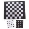 Магнитные шахматы (мини) | Chess (wallet design)