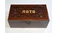 Изображение - Русское лото с деревянными бочонками в резной деревянной коробке