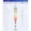 Конструктор - ЗНАТОК - Альтернативные источники энергии (50 схем) REW-K70690