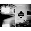 Карты Rounders Black by Daniel Madison от Ellusionist