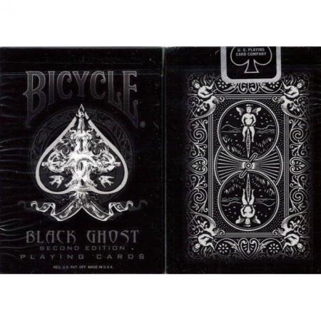 Карты Bicycle Black Ghost от Ellusionist
