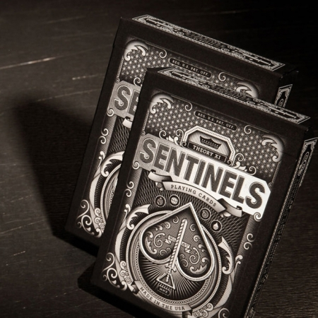 Карты Sentinels от theory11 theory11